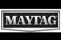 Maytag logo.